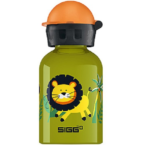 SIGG Water Bottle 300ml [SIG030822670] - Jungle Fun - Sport Water Bottle / Botol Minum